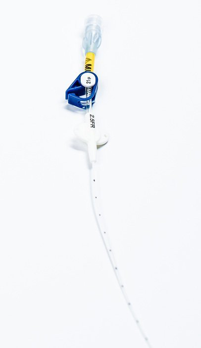 2.5 Fr x 20cm, SL Poly Midline with E-Z Flush Stylet, 3cm MST