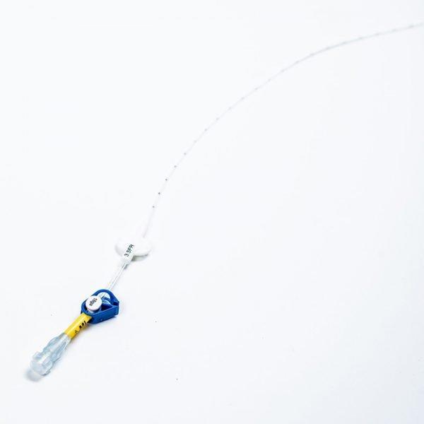 3.5 Fr x 20cm, SL Poly Midline with E-Z Flush Stylet, 5cm MST Kit
